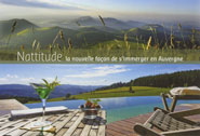 Nattitude en Auvergne