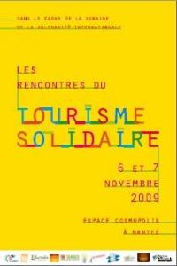 rencontres e tourisme 2009