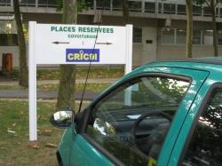 semaine de la mobilité 2009 - sensibilisation au covoiturage