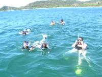 Snorkeling au costa Rica