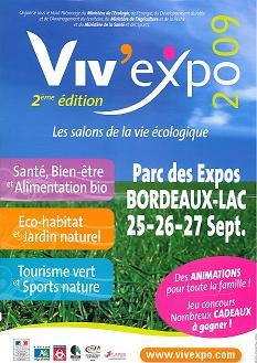 Viv Expo 2009 - Bordeaux