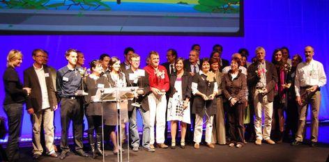 les lauréats des trophées 2009