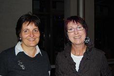 Olga ANSELLEM et Christiane LE GALL - Chargées de Mission Tourisme à Ouest Cornouaille