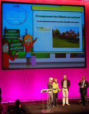 Hôtels au naturel lauréats des trophées du tourisme responsable 2009