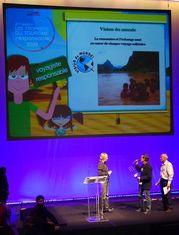 Vision du monde lauréat du Trophée Voyagiste Responsable 2009