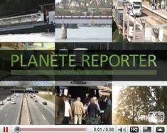 Planète Reporter : concours de reportages vidéo pour le web sur le thème de l'environnement.