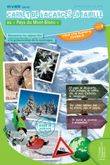 Carnets de vacances en famille au pays du Mont-Blanc