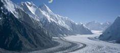 Le glacier Inylcheck