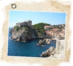 Croatie - Dubrovnik, la perle de l'Adriatique