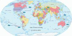 le tour du monde des hébergements écolos