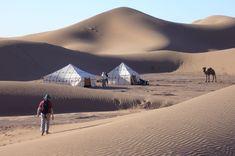 aazab Aventure - Randonnée désert Maroc