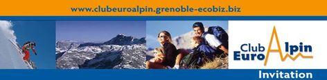 Club Euro Alpin - emploi et montagne