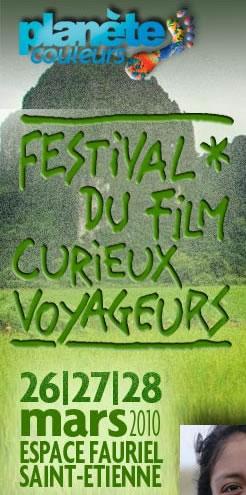 Planète Couleurs - Festival du Film Curieux Voyageurs 2010