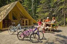 Huttopia : campings nature en France