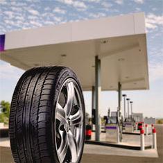 POPGOM - Les pneus et la consommation de carburant.