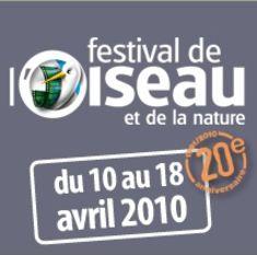 Festival de l'Oiseau et de la Nature 2010 en baie de Somme