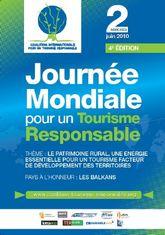 Journée Mondiale Tourisme Responsable 2010