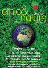 Salon Ethic & Nature 2010 à Barjac
