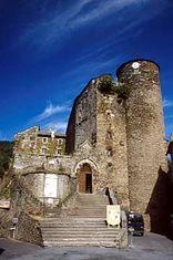 chateau de coupiac - aveyron