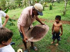 Process du cacao au Costa Rica - © Terra Caribea