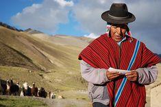 Don Calixto – habitant du village de TUNI  © TERRA GROUP