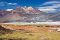 Laguna Miscanti – Chili © TERRA GROUP