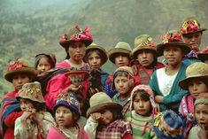Paysans andins – Pérou © TERRA GROUP