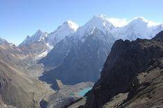 Pérou - Cordillère Huayhuash © Terra Andina