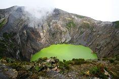 Volcan irazu - Costa Rica - © Terra Caribea