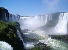 Chutes et cascades Iguazu - tourisme Brésil