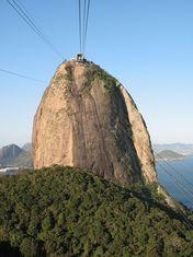 Le Mont du Pain de sucre - Tourisme au Brésil