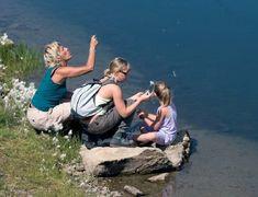 Sensibilisation à la biodiversité dans les Hautes-Alpes