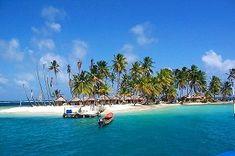Tourisme au Panama - L'archipel de San Blas