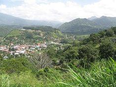 Tourisme au Panama - Boquete