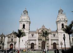 Pérou - cathédrale Lima