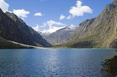 Huascaràn - Parc National et lieu clé du tourisme au Pérou