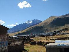 la Sierra - chaine andine du pérou