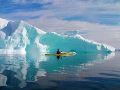 Expédition Kayak en antarctique - © 23am.com