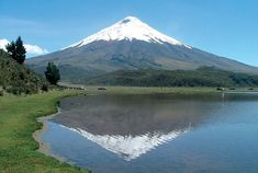 Parc national Cotopaxi - equateur
