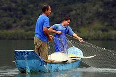 pêcheurs Caiçaras - copyright Terra Brazil