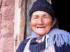 Vieille femme – Communautés du nord ouest argentin – copyright Terra Patagonia