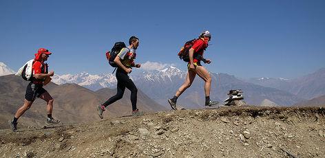 trail aventure