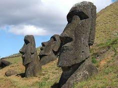 Tourisme au Chili - L'Ile de Pâques, la mystérieuse