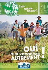 Cap France édite sa 1ère brochure « Chouette Nature
