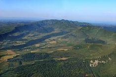 Parcs naturels du Massif central