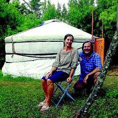 Antoine Agapitos - Responsable de la communication de Natura Lodge - écolodges en France