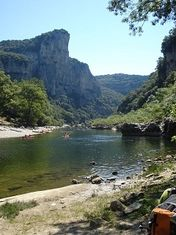 Tourisme Barjac Saint Privat # Ardèche et Gard