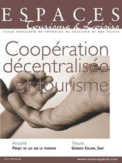 Tourisme et coopération décentralisée