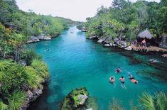 ecotourisme au Mexique