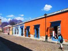 Tourisme Mexique - Voyage dans l'Etat de Oaxaca
